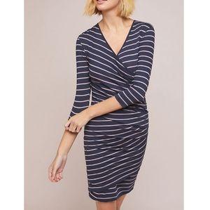 NWT Anthropologie Sundry Striped Fabian Dress